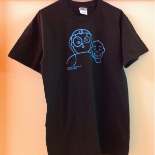 Working For A Nuclear Free City - T Shirt