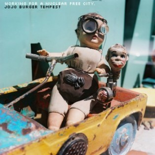 Working for a Nuclear Free City - Jojo Burger Tempest