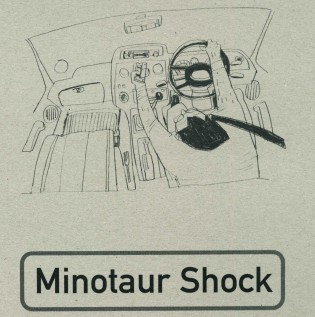 Minotaur Shock - Motoring Britain