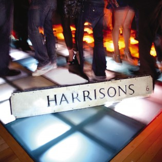 The Harrisons - Monday's Arms