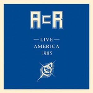 A Cetain Ratio - Live in America 1985